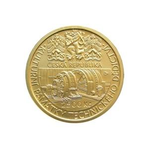 2 500 Kč Národní kulturní památka důl Michal v Ostravě - běžná kvalita (bk)