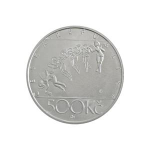 500 Kč Jiří Trnka - běžná kvalita (bk)
