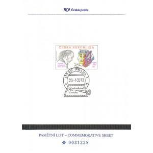 PLZ 14 - Tradice české známkové tvorby - Josef Liesler