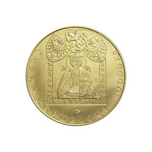 10 000 Kč Konstantin a Metoděj - běžná kvalita (bk)