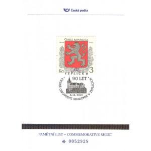 PLZ 24 -  Výročí založení Obchodní akademie v Teplicích