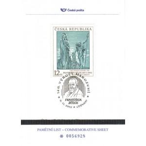 PLZ 26 -  140. výročí narození Františka Bílka