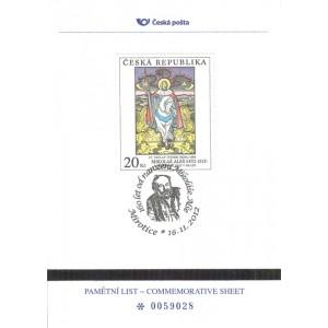 PLZ 27 -  160. výročí narození Mikoláše Alše – Mirotice