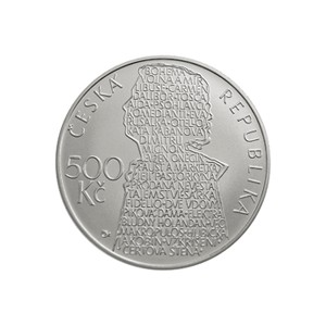 500 Kč Beno Blachut - běžná kvalita (bk)