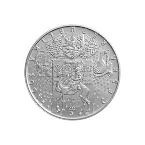 200 Kč Kryštof Harant z Polžic a Bezdružic - běžná kvalita (bk)