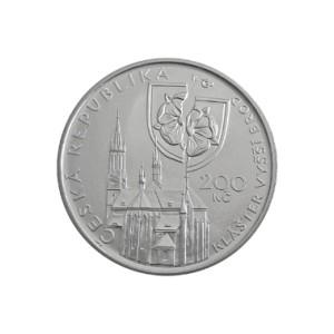 200 Kč Petr Vok z Rožmberka - běžná kvalita (bk)