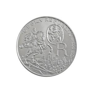 200 Kč Rudolf II.  - běžná kvalita (bk)