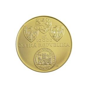 10 000 Kč Zlatá bula sicilská - běžná kvalita (bk)